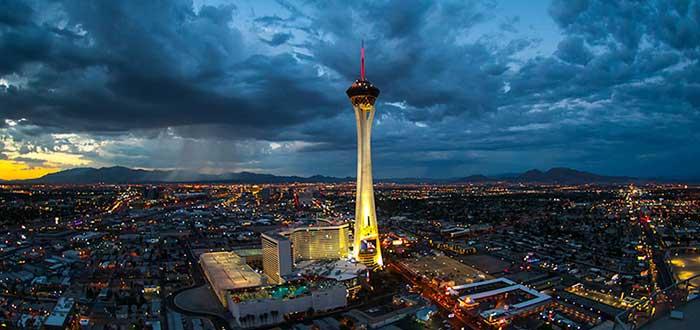 Que ver en las Vegas Torre Stratosphere