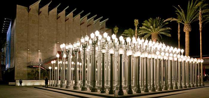 Que ver en Los Angeles museo de arte del condado de Los Angeles