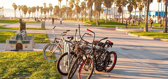 Que ver en Los Angeles Paseo maritimo de Venice Beach