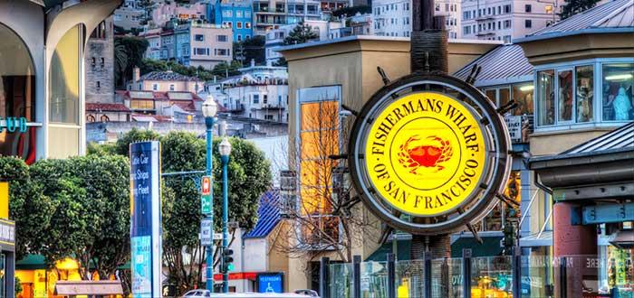 Que ver en San Francisco Fishermans Wharf