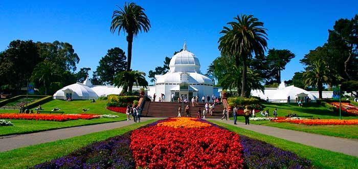 Que ver en San Francisco Parque Golden Gate