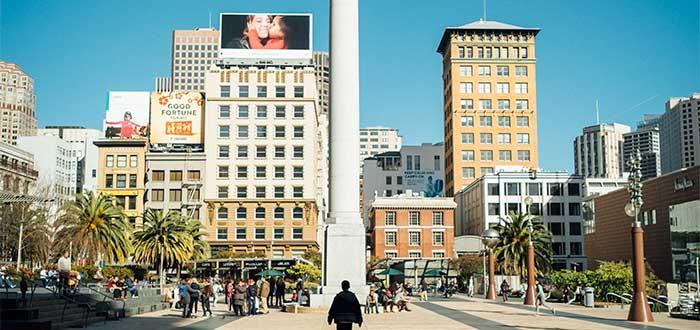Que ver en San Francisco Plaza union