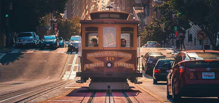 Que ver en San Francisco Transvías
