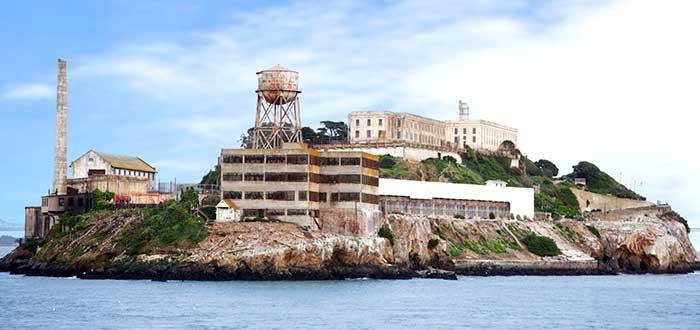 Que ver en San Francisco Prisión de Alcatraz