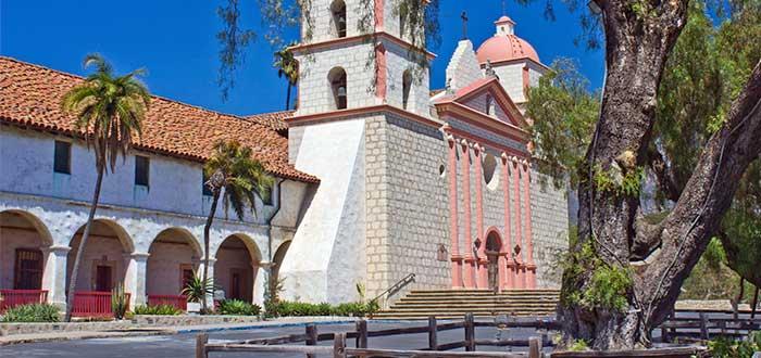 Que ver en Santa Barbara Old Mission