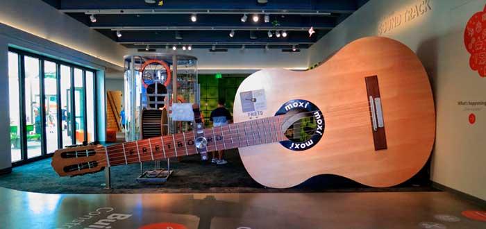 Que ver en Santa Barbara Museo Wolf de Exploración e Innovación