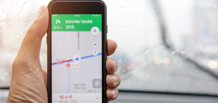 Apps para viajar Google Maps