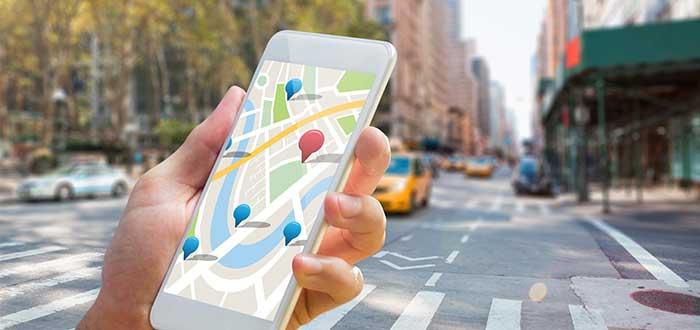 Apps para viajar Maps.mee