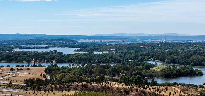 Que ver en Canberra Arboreto Nacional