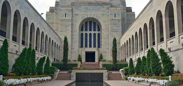 Que ver en Canberra Centro conmemorativo de guerra australiano