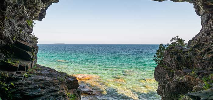 Parque-nacional-Bruce-Peninsula-Cuevas-Greig