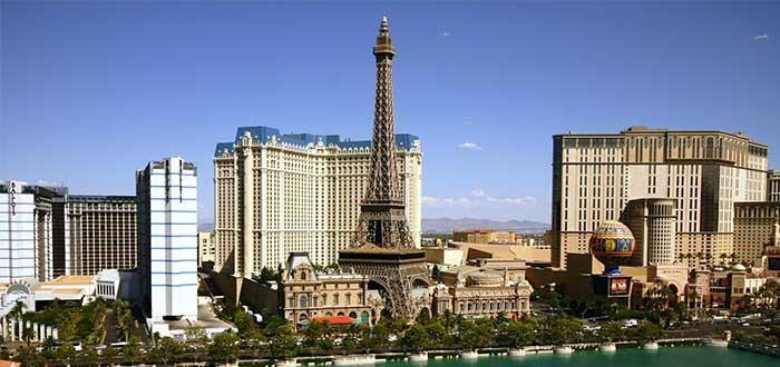Que ver en Las Vegas Paris