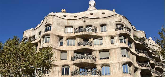 Que ver en Barcelona Casa Mila