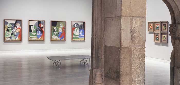 Que ver en Barcelona Museo Picasso