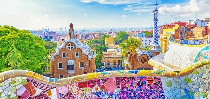 Que ver en Barcelona Parque Guell