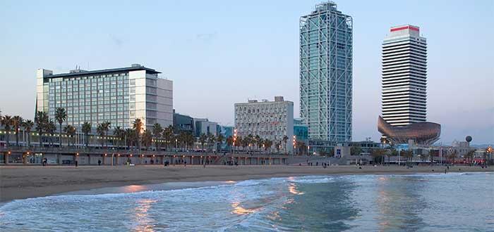 Que ver en Barcelona Puerto Olimpico