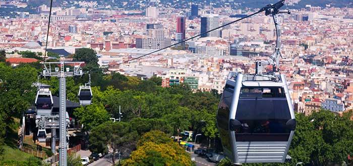 Que ver en Barcelona Montjuic