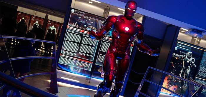 Marvel Avenger station