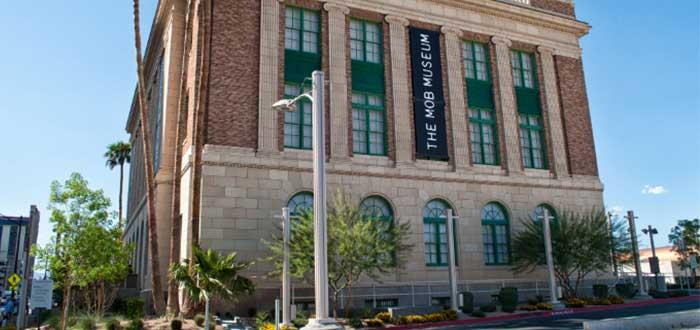 Que ver en Las Vegas Museo de la Mafia