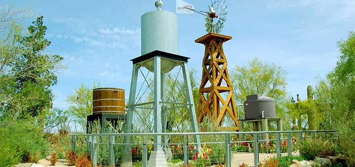 Que ver en Las Vegas Spring Preserve
