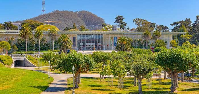 Que ver en San Francisco Academia de Ciencias