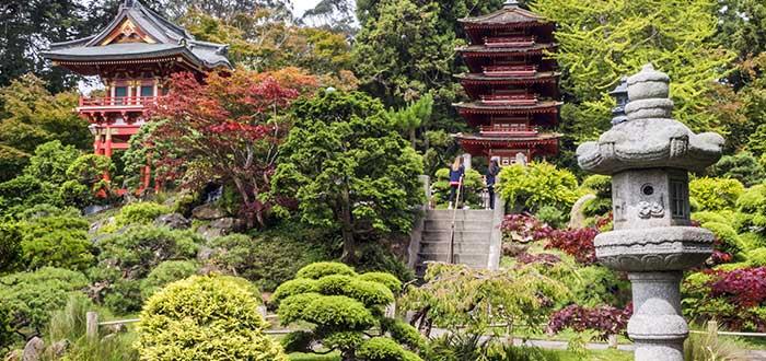 Que ver en San Francisco Jardin Japones Hagiwara