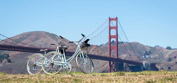 Que ver en San Francisco Recreacion Golden Gate