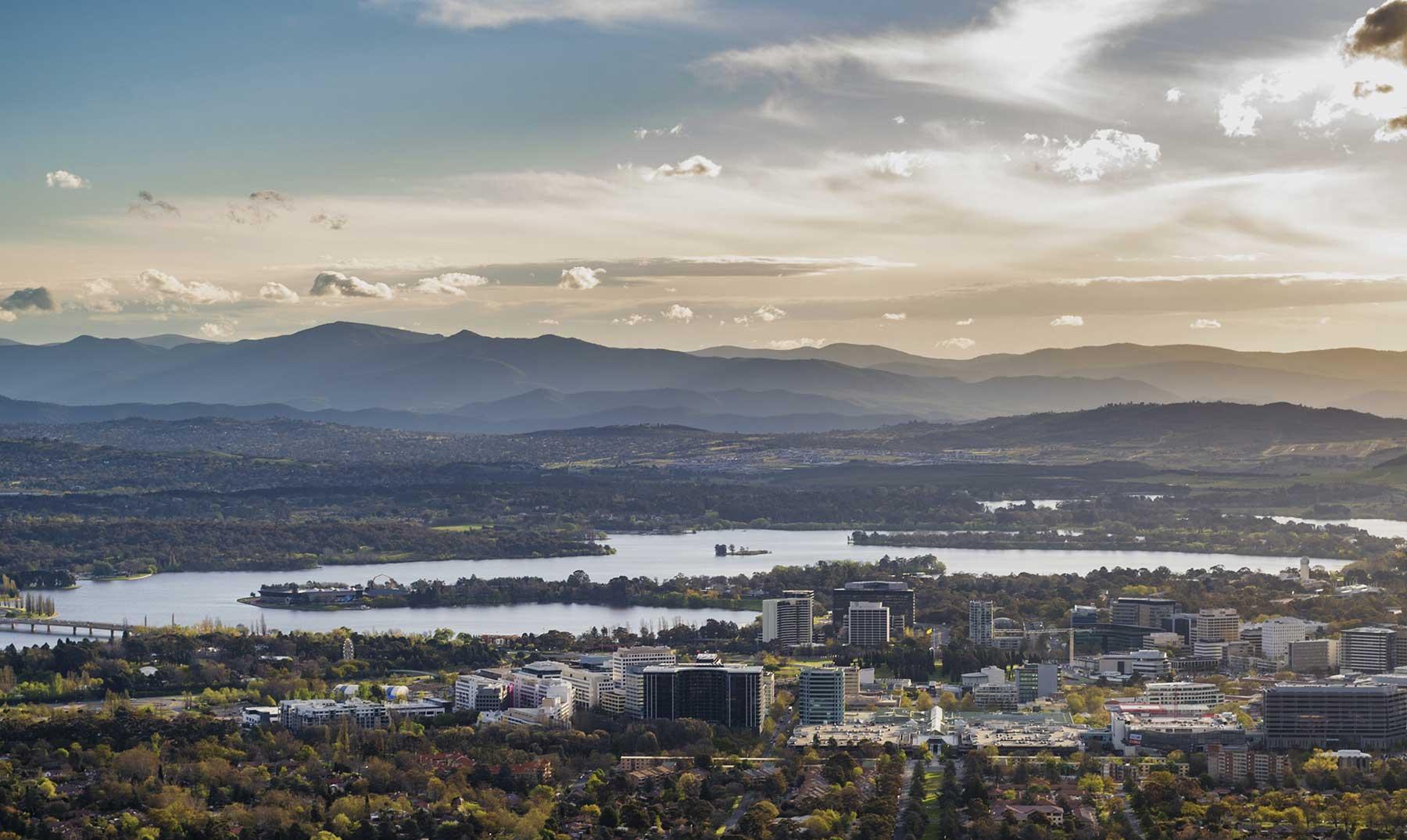 Que ver en Canberra