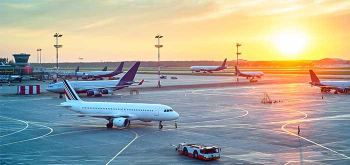 Aerolineas de bajo costo