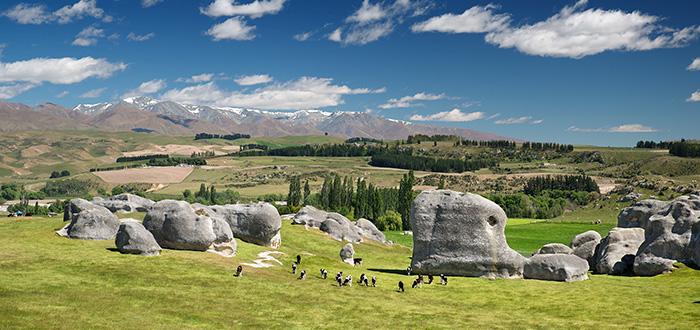 Otros lugares en Nueva Zelanda que debes visitar