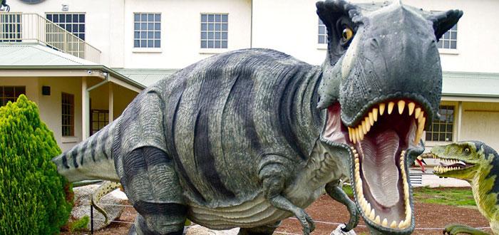 Qué ver en Canberra | Museo Nacional del Dinosaurio