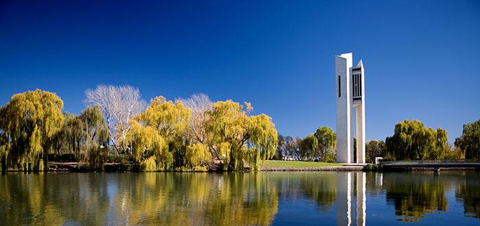 Qué ver en Canberra | National Carillon
