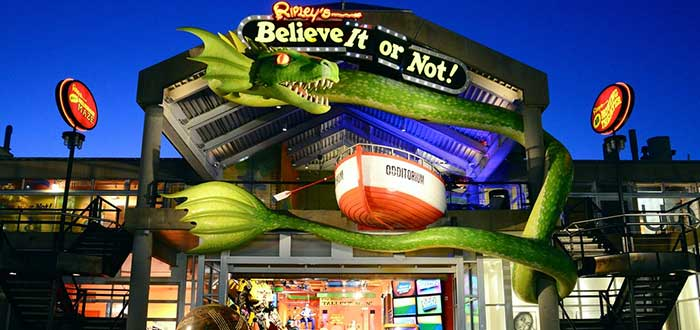 Que ver en Baltimore Repleys Believer It or Not