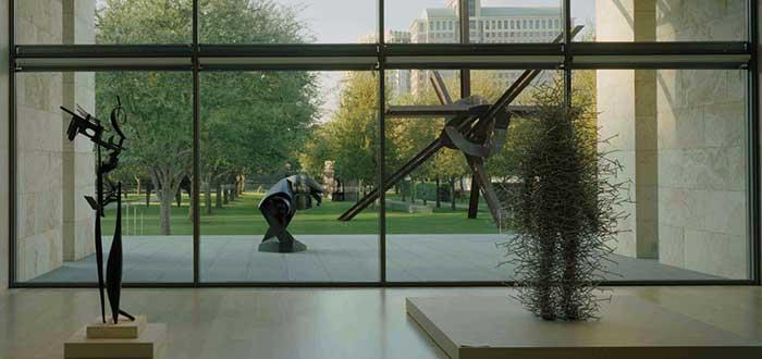 Que ver en Dallas Centro de escultura Nasher