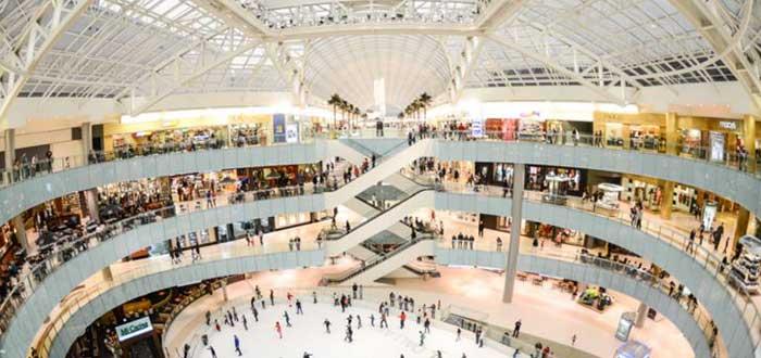 Dallas: Galleria