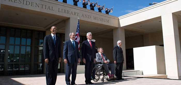 Centro Presidencial George Bush