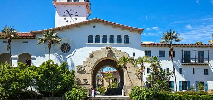 Que ver en Santa Barbara Palacio de Justicia