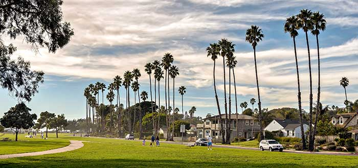 Que ver en Santa Barbara Parque Shoreline