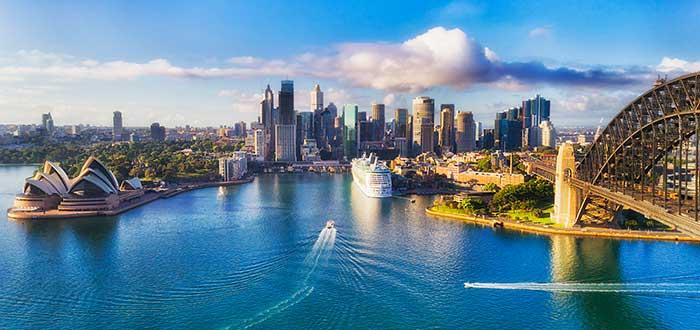 Año sabático en Australia