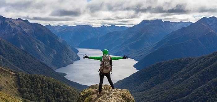 Año sabático en Nueva Zelanda