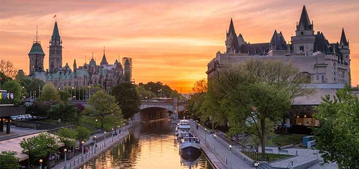 Vivir en Ottawa la mejor ciudad para vivir en Canada