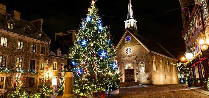 Navidad en Canada Pasion por los Arboles Navideños