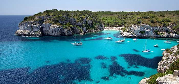Playa Cala Macarelleta