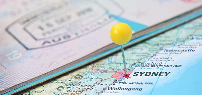 visas para viajar a Australia