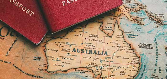 visa turista Australia