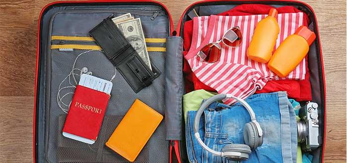 Prepara tus maletas