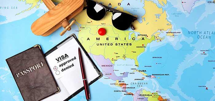Como estudiar en el extranjero Visa