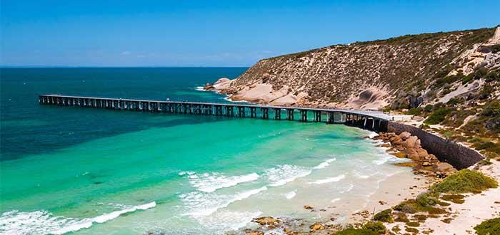Disfruta de los paisajes en Australia