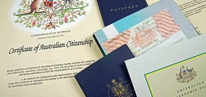 Debes tener una visa para solicitar trabajo en Australia