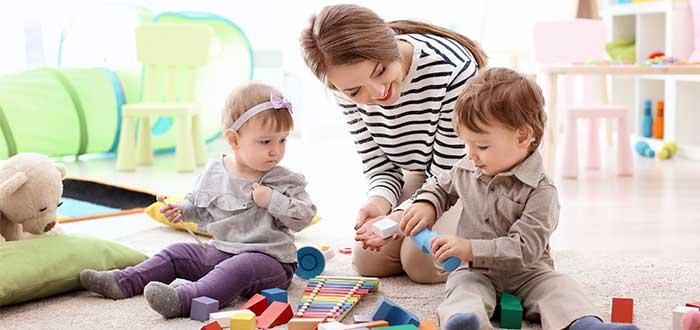 Trabajar en Australia de nanny con niños